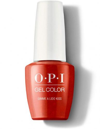 OPI Gelcolor Gimme a Lido kiss